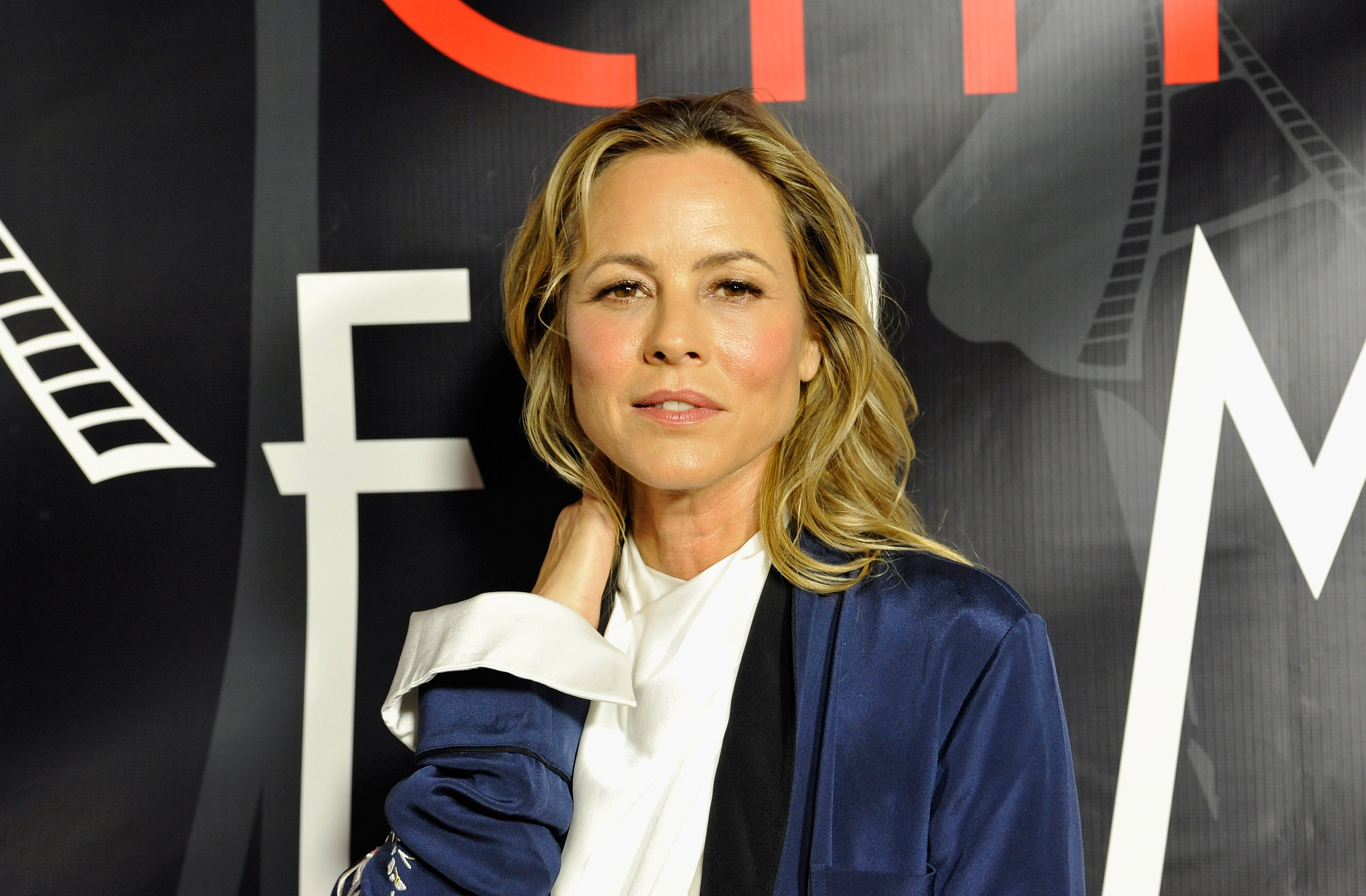 Maria Bello attends the 4th Annual CineFashion Film Awards in Los Angeles on October 8, 2017 | Photo: Getty Images