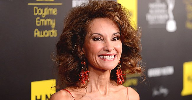 Susan Lucci Delights Fans with a Lovely Throwback Photo from 'All My Children'