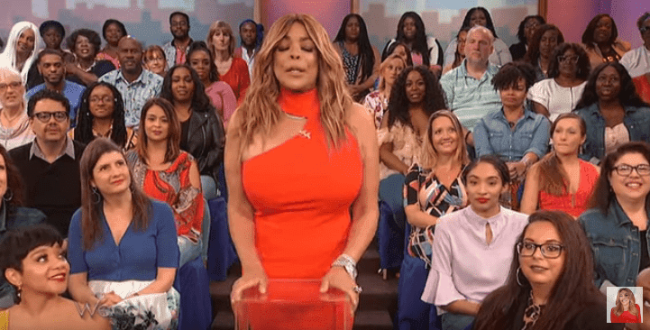 Wendy Williams announces the renewal of her show on September 16, 2019 | Photo: YouTube/The Wendy Williams Show 1