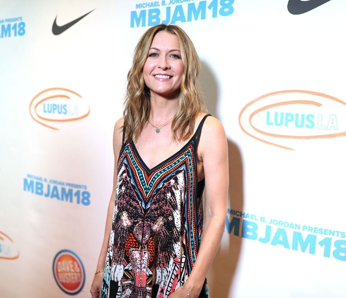 Meredith Monroe attends Lupus LA's MBJAM. | Source: Getty Images