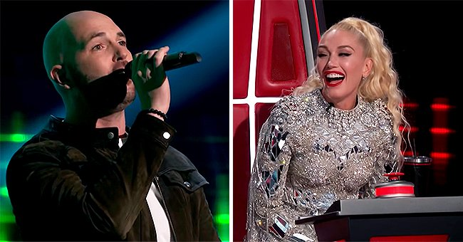 Gwen Stefani Jokes She'll Need to See Her Therapist after 'The Voice' Contestant Gets 2-Chair Turn