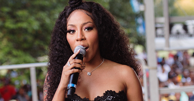 K Michelle Talks about Stripper past and Relationship with R Kelly, Compares Him to Elvis