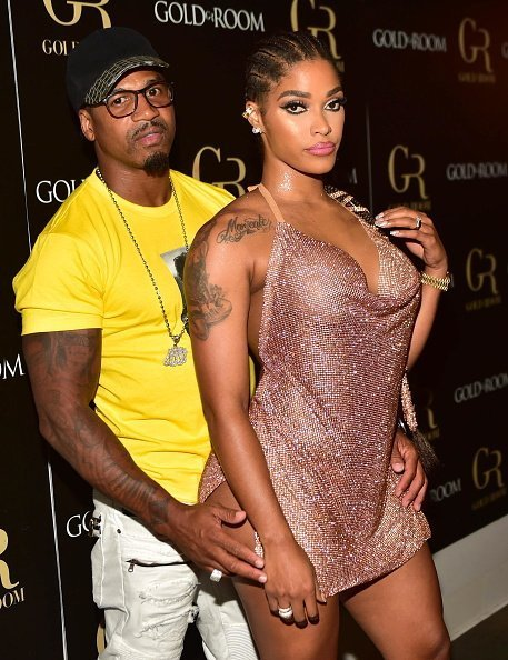 Joseline Hernandez and Stevie J Host a Party at Gold Room on June 10, 2017 in Atlanta, Georgia. |Photo:Getty Images