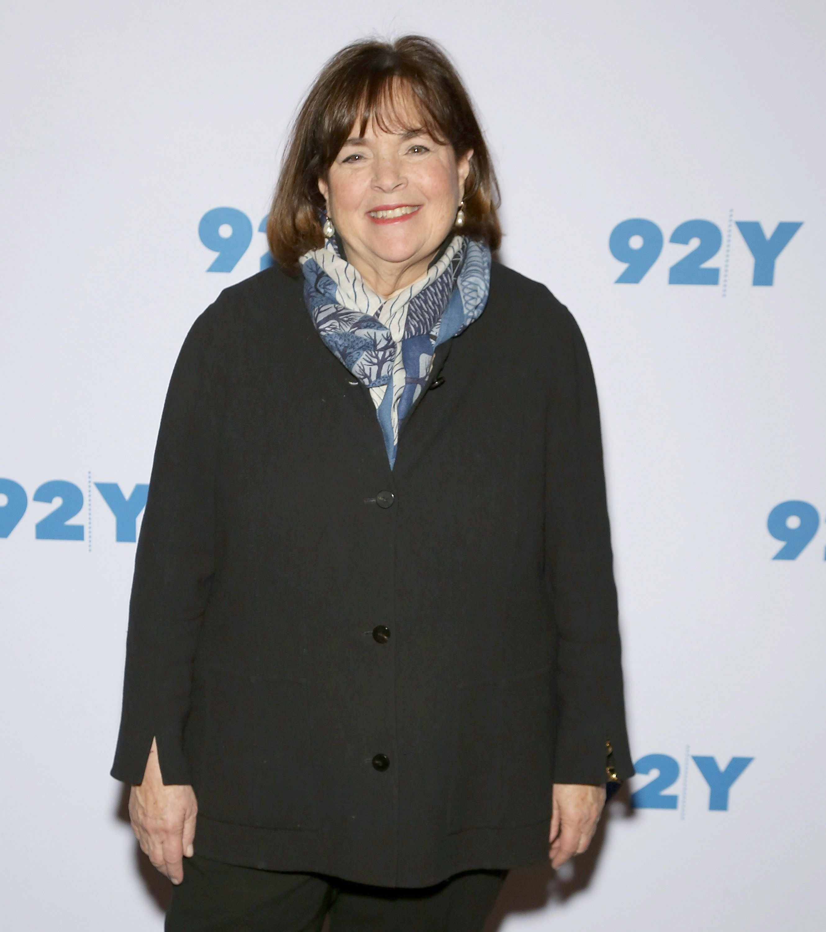 Ina Garten attends Ina Garten in Conversation with Danny Meyer at 92nd Street Y on January 31, 2017. | Photo: Getty Images.