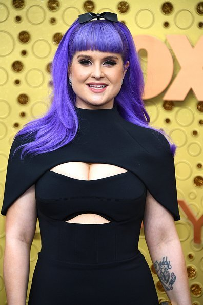 Kelly Osbourne at the 71st Emmy Awards at Microsoft Theater on September 22, 2019 in Los Angeles, California | Photo: Getty Images