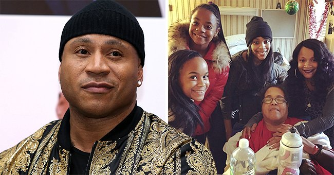 LL Cool J's Wife Simone Shares Rare Family Photos with Their Kids & Aunt in This New Post