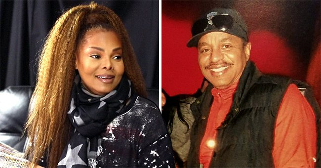 Janet Jackson Celebrates Her Big Brother Marlon Jackson's 64th Birthday with a Sweet Post