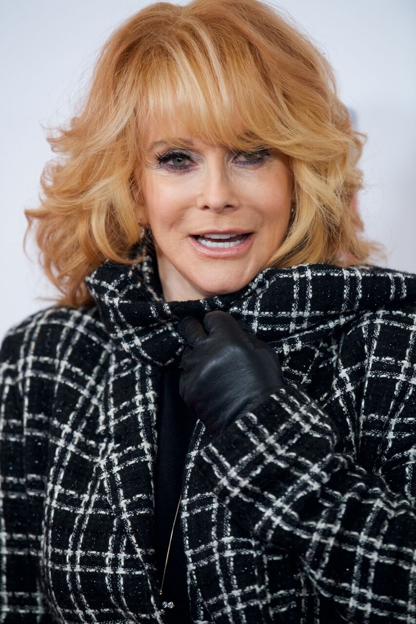 Ann-Margret attends the AARP's Annual Movies for Grownups Awards   Photo: Getty Images