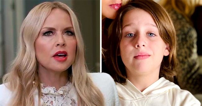 Rachel Zoe Scarred for Life after Witnessing Her Son Fall 40 Feet from a Ski Lift — Is He Okay?