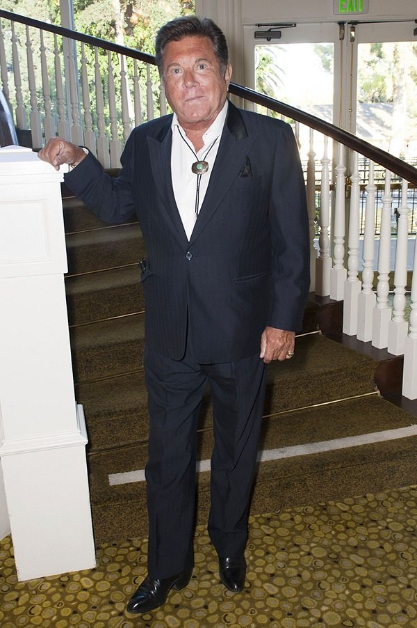 Larry Manetti at The Sportsman's Lodge on September 27, 2013 in Studio City, California | Source: Getty Images