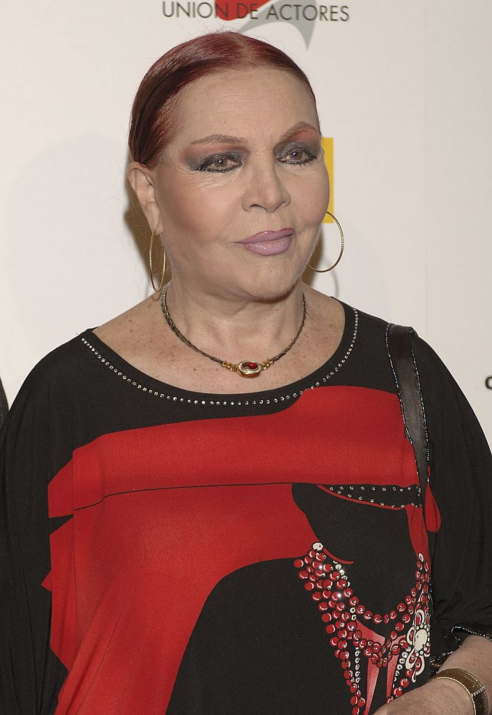 En los Premios Sindicatos de Actores en el Palacio de Congresos.  | Fuente: Getty Images