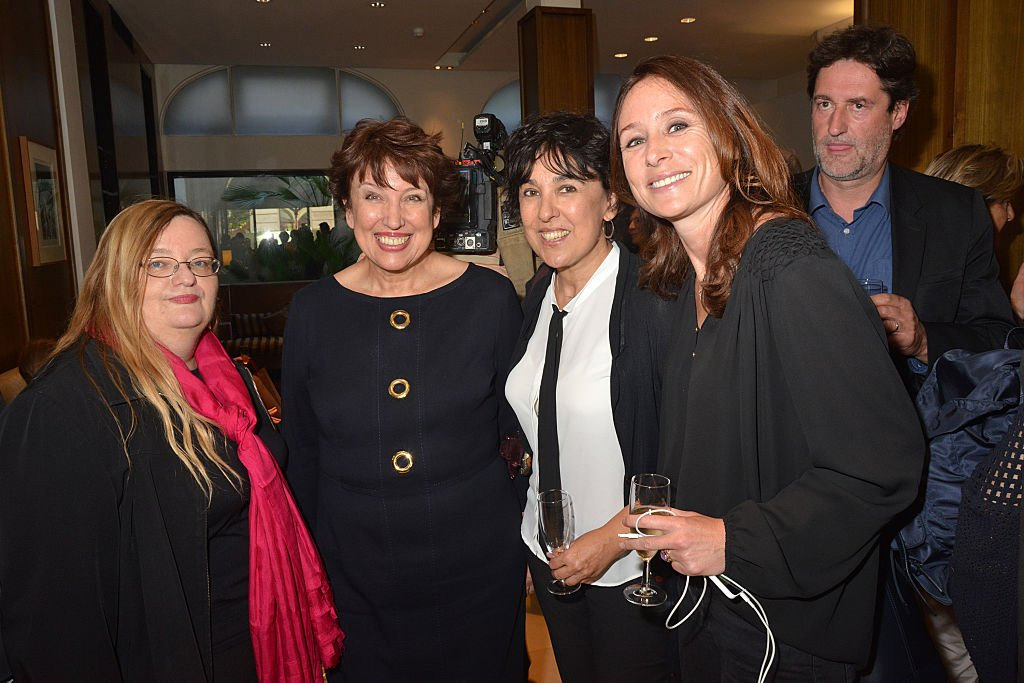 Catherine Durand, Roselyne Bachot, Isabelle Alonso et Chupa Renie assistent aux Marie Claire Magazine Litterary Awards 2015 au Montalembert le 2 juin 2015 à Paris, France. | Photo : Getty Images
