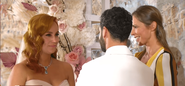 Jules Robinson and Cam Merchant getting married on January 28, 2019 | Photo: YouTube/A Current Affair