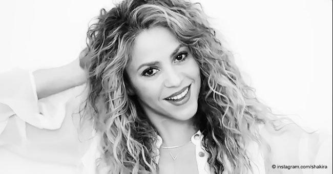 Shakira de mamá orgullosa asombra a fans con fotos del menor de sus hijos, Sasha, y luce enorme