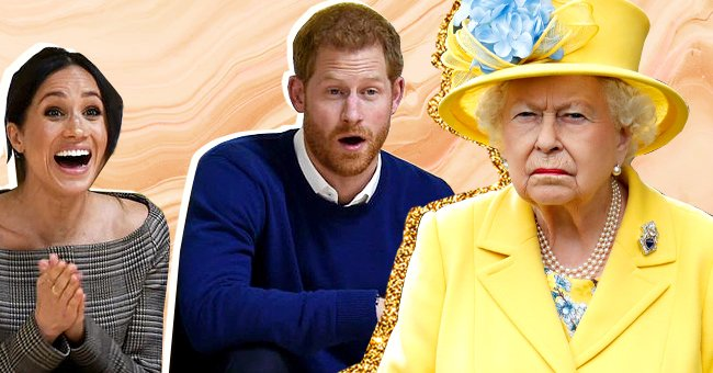 Meghan & Harry Naming Daughter Lilibet Is Rude to Her Majesty the Queen, Royal Expert Claims