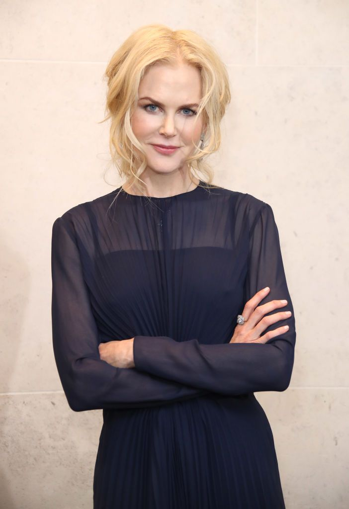 Nicole Kidman at The Academy of Motion Picture Arts and Sciences new members reception on October 13, 2018 in London, England | Photo: Getty Images