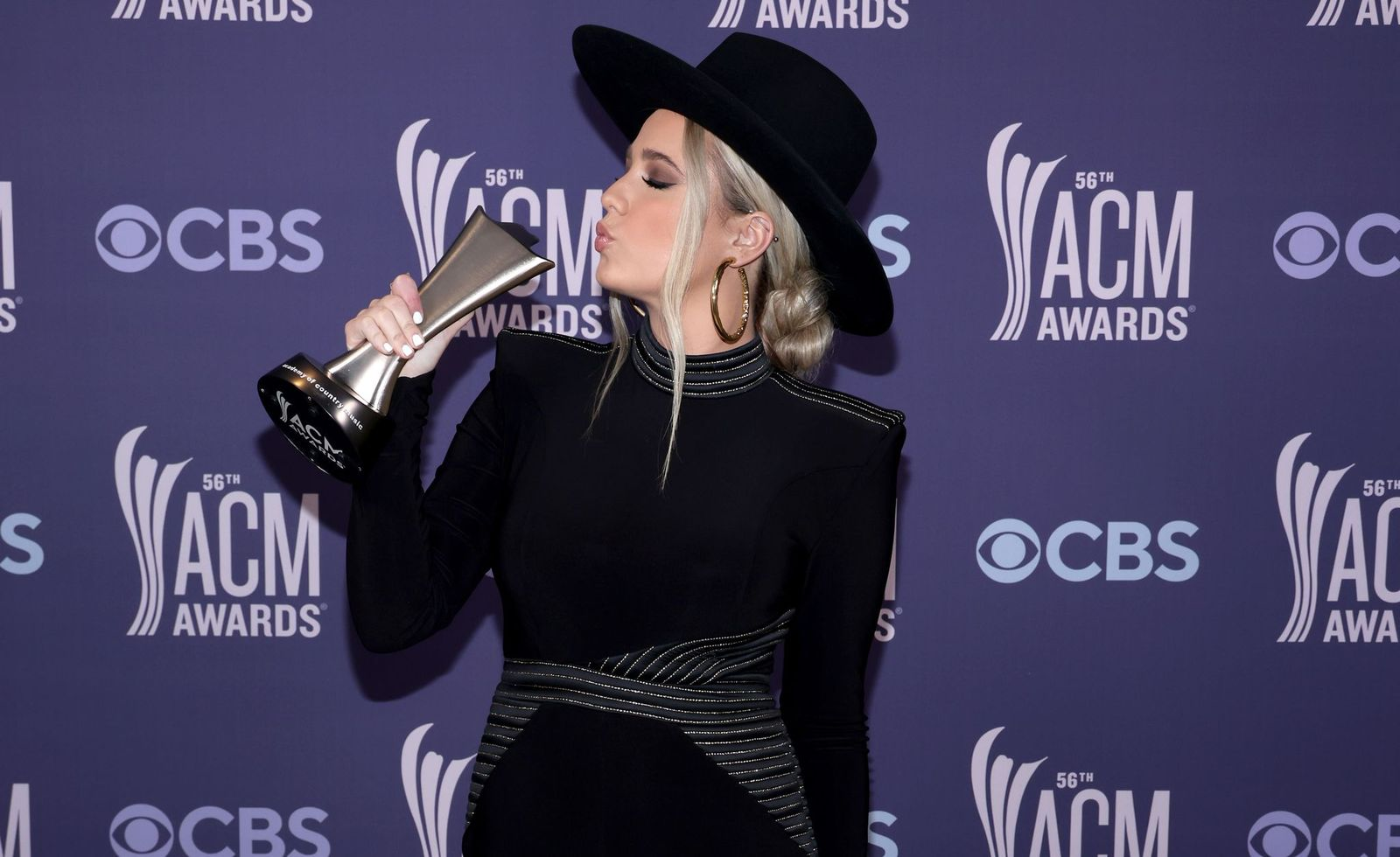 Gabby Barrett at the 56th Academy of Country Music Awards at the Grand Ole Opry on April 18, 2021 | Photo: Getty Images
