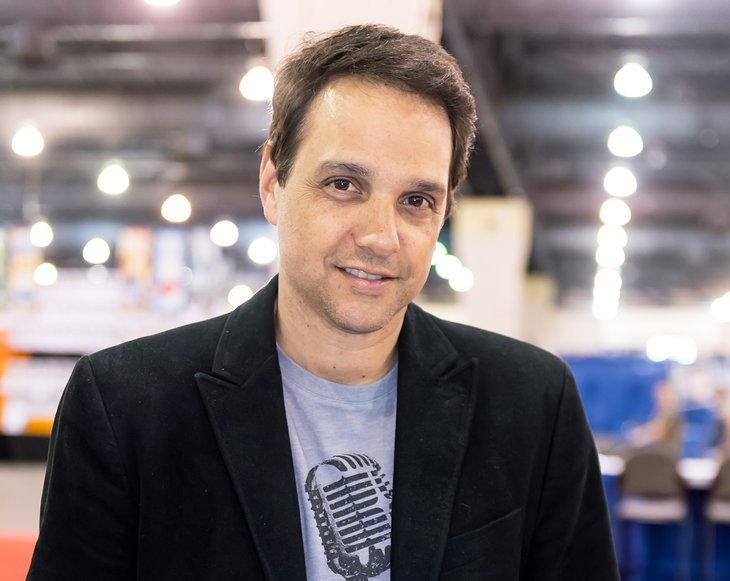 Ralph Macchio nimmt an der Wizard World Comic Con Philadelphia 2017 - Tag 1 im Pennsylvania Convention Center am 1. Juni 2017 in Philadelphia, Pennsylvania teil. | Quelle: Getty Images