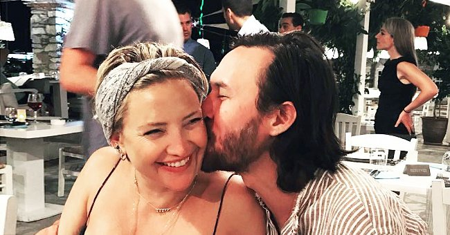Kate Hudson Opens up about Quarantining with Boyfriend Danny Fujikawa