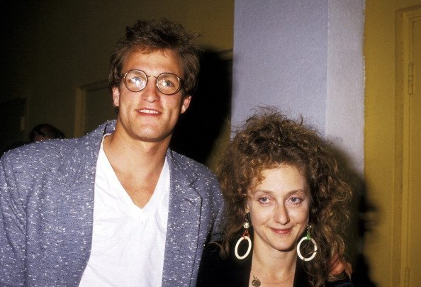 Woody Harrelson and Carol Kane / Photo: Getty Images