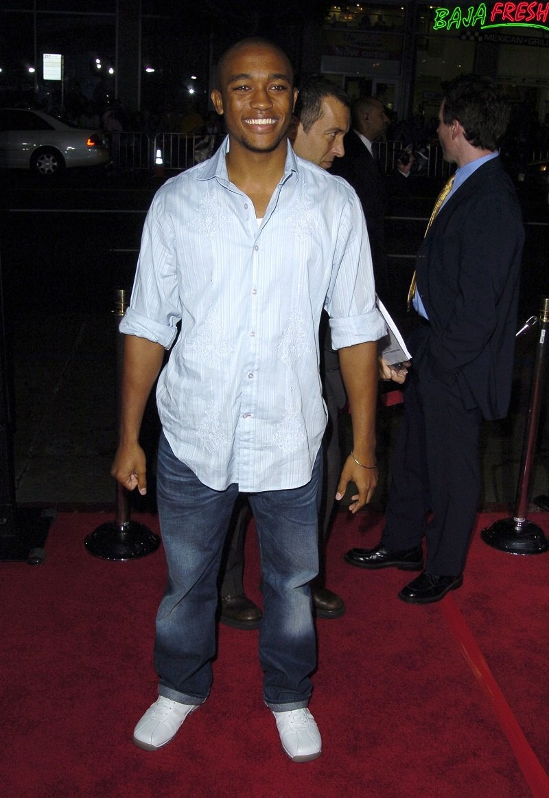 Lee Thompson Young on October 06, 2004 in in Hollywood, California | Photo: Getty Images