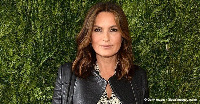 Mariska Hargitay's Only Biological Son Is Already Grown up and He Is a Copy of His Famous Mom