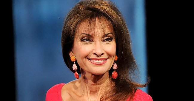 Susan Lucci, 74, Shows off Her Age-Defying Figure Posing in a Tight Red Dress