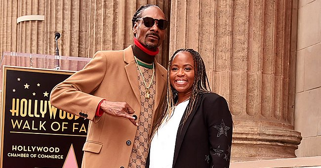 Snoop Dogg's Wife Shante Shows Her Curves as She Dances in Tight Black Outfit