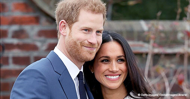 Bizzare Program Predicts What Meghan Markle and Prince Harry's Baby Will Look Like