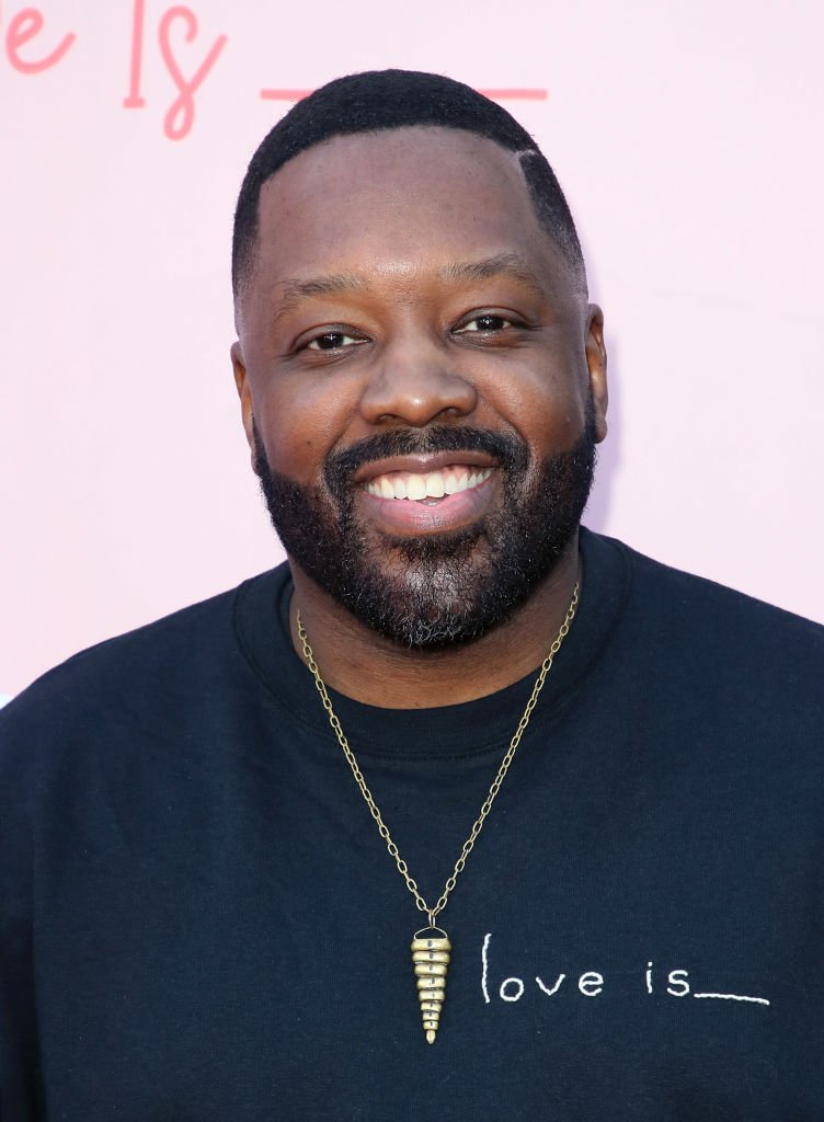 """Kadeem Hardison attends the premiere of OWN's """"Love Is"""" on June 11, 2018 in Los Angeles, California. 