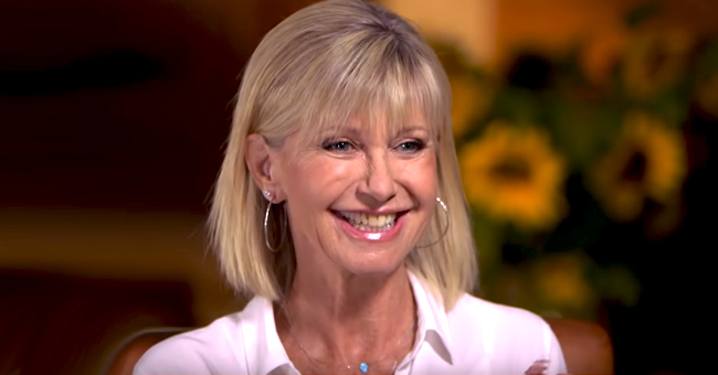 Actress Olivia Newton-John Proved to Gayle King That Her Iconic Tight Black Pants from 'Grease' Still Fit