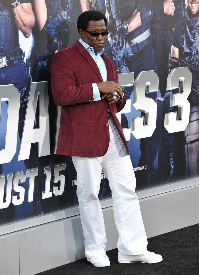 Wesley Snipes l Picture: Getty Images