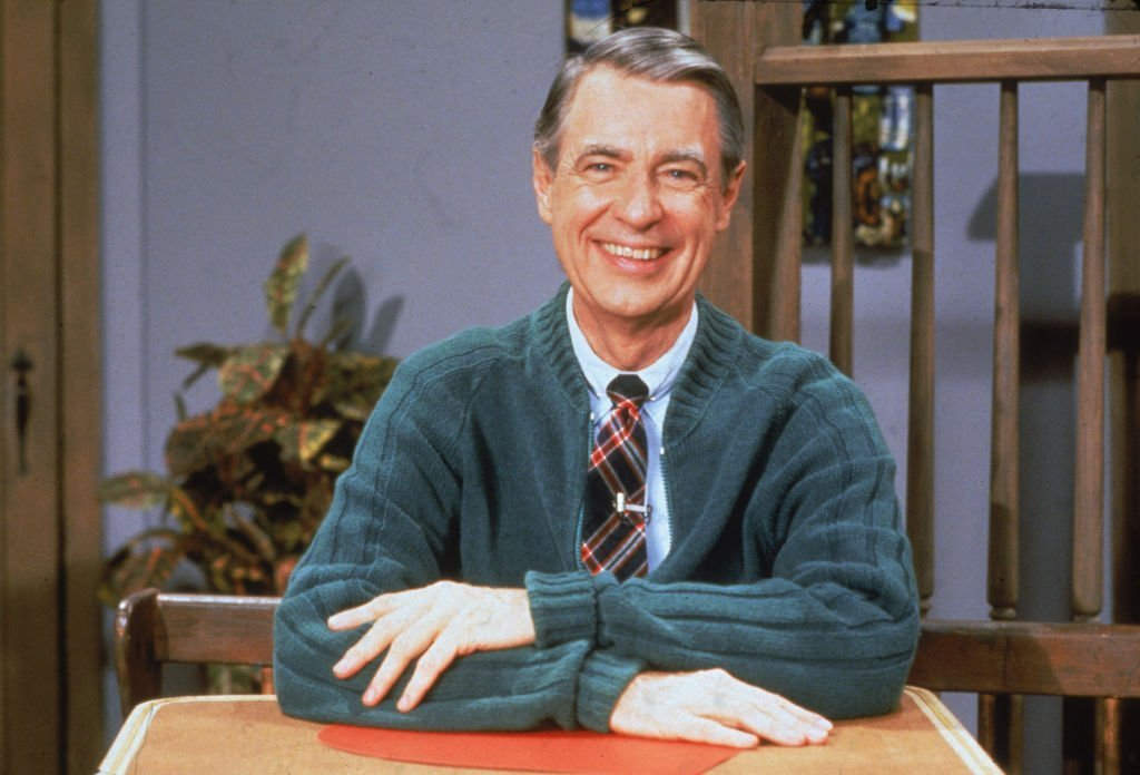 Portrait of American educator and television personality Fred Rogers (1928 - 2003) of the television series 'Mister Rogers' Neighborhood,' circa 1980s.  | Getty Images / Global Images Ukraine