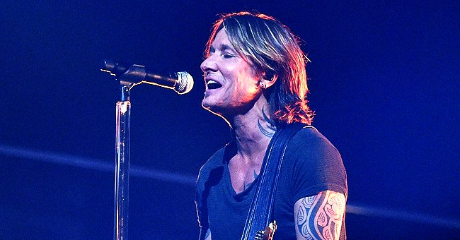 Keith Urban Talks about His Next Album & Says It's a Broad Mix of Songs, Genres and Styles