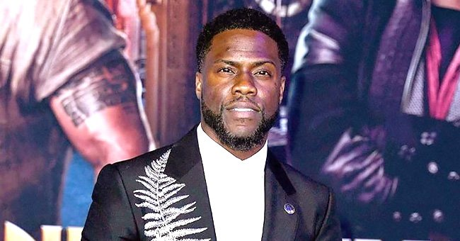 Kevin Hart Opens Up about His Troubled Relationship with Dad Henry Robert Witherspoon