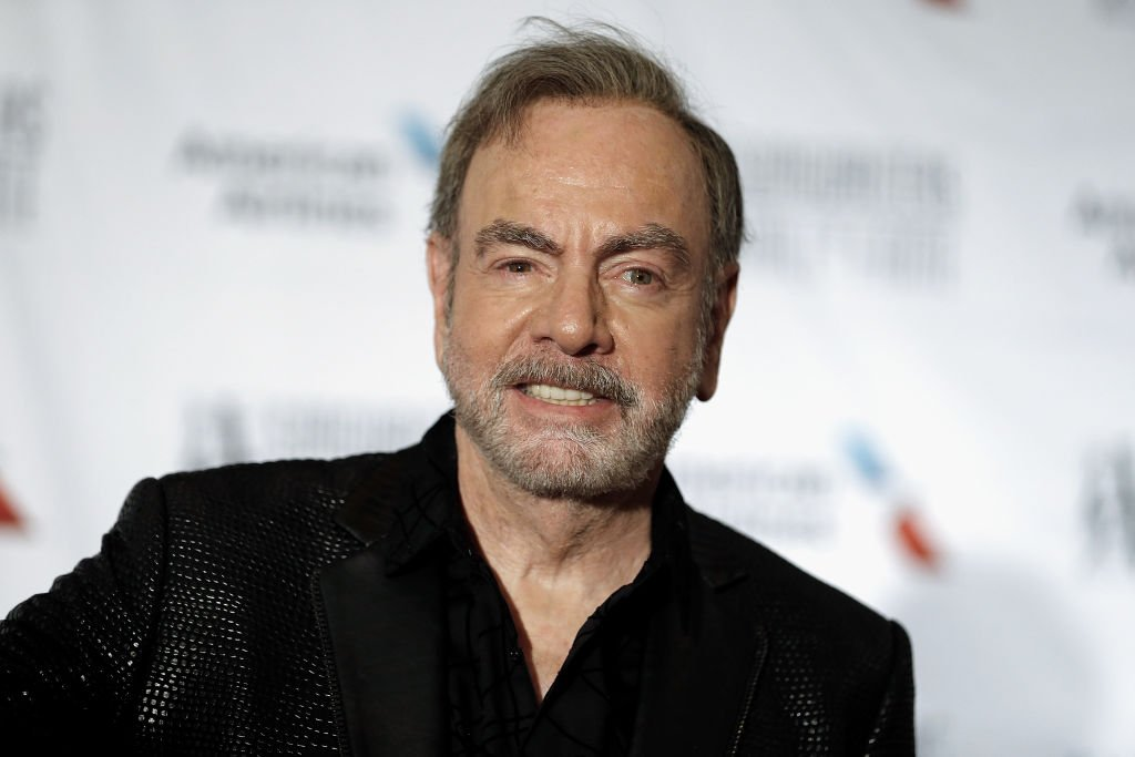 Musician Neil Diamond at the 2018 Songwriter's Hall of Fame Induction and Awards Gala on June 14, 2018 | Photo: Getty Images