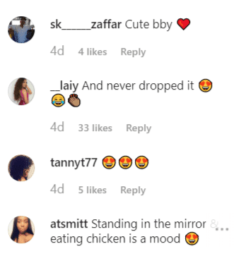 More fan comments on Gabrielle Union's post | Instagram: @gabunion
