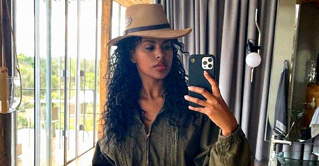 Idris Elba's Model Wife Sabrina Makes Coveralls Look Fashionable As She Poses with a Hat in Pic