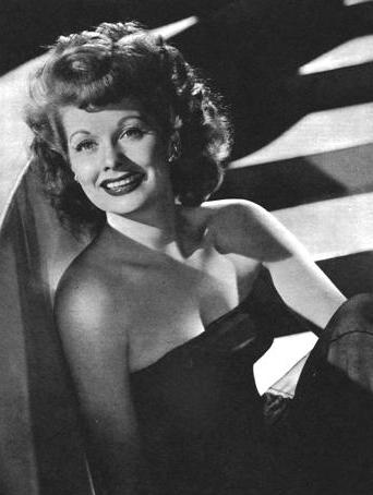 Lucille Ball, March 23, 1945/ | Source: Wikimedia Commons.