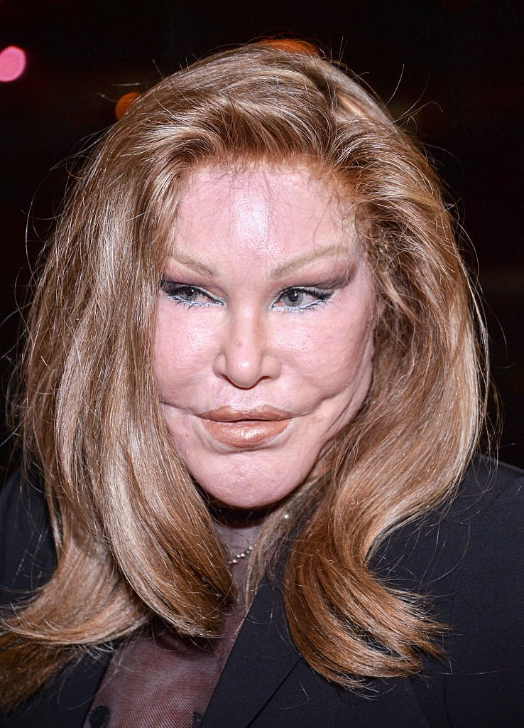 Jocelyn Wildenstein attends the Jean-Yves Klein: Chimeras Exhibition at Gallery Molly Krom on October 8, 2015 in New York City. | Source: Getty Images