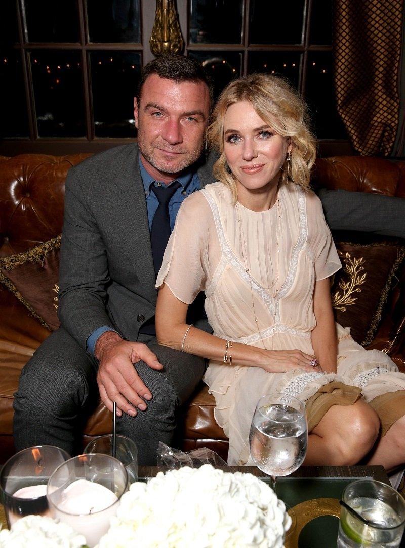 Liev Schreiber and Naomi Watts attending the Hollywood Foreign Press Association during the Toronto International Film Festival at Windsor Arms Hotel in Toronto, Canada in September 2016. | Image: Getty Images.