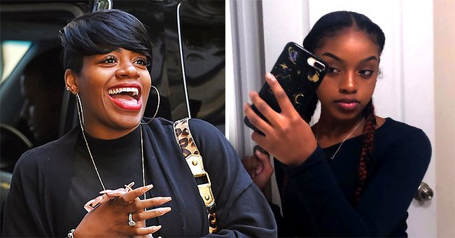 Fantasia's Daughter Zion Is Her Mom's Lookalike in New Videos with Braided Hair and Face Mask