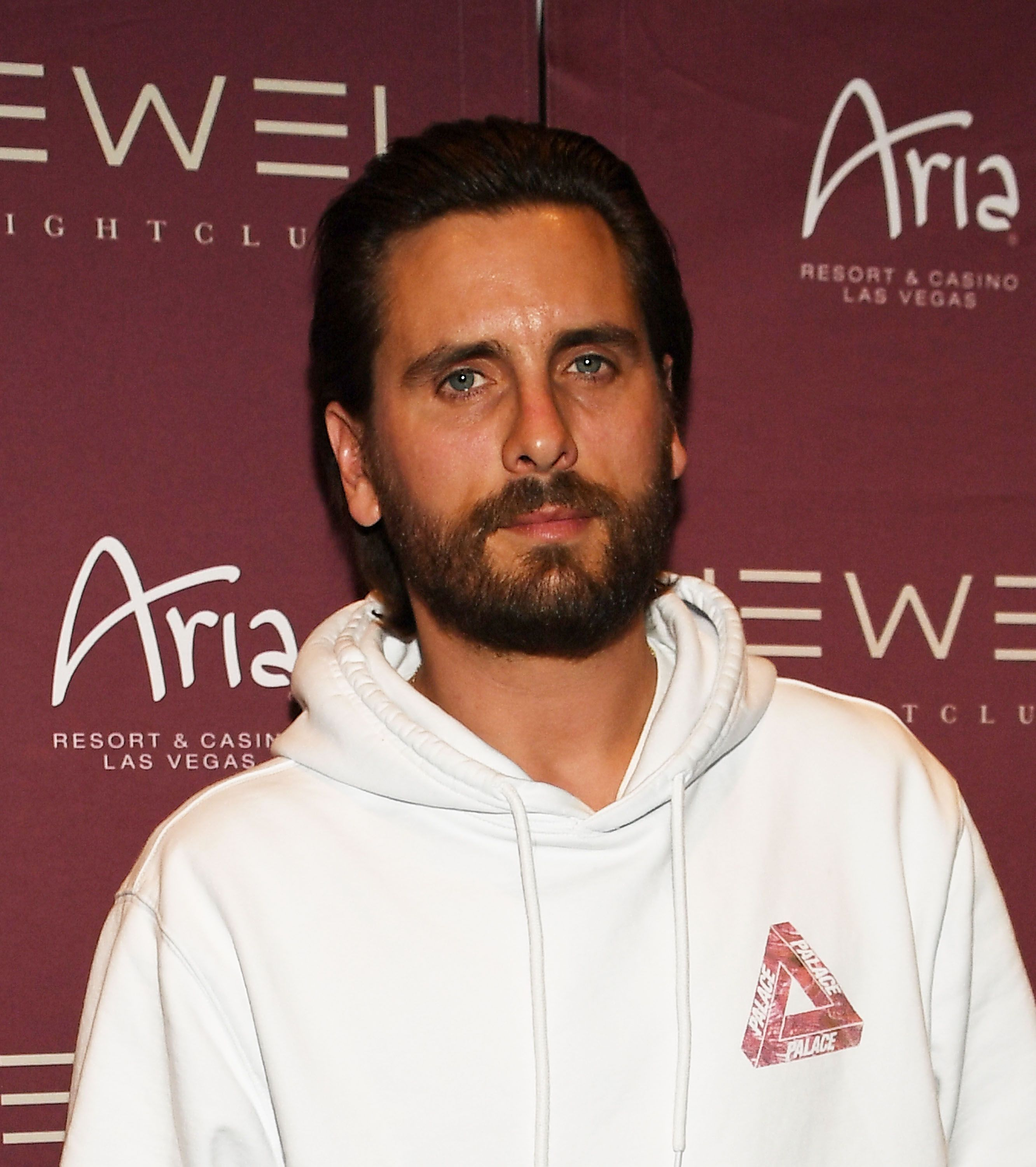 Scott Disick at ARIA Resort & Casino on March 23, 2018 in Las Vegas, Nevada. | Source: Getty Images