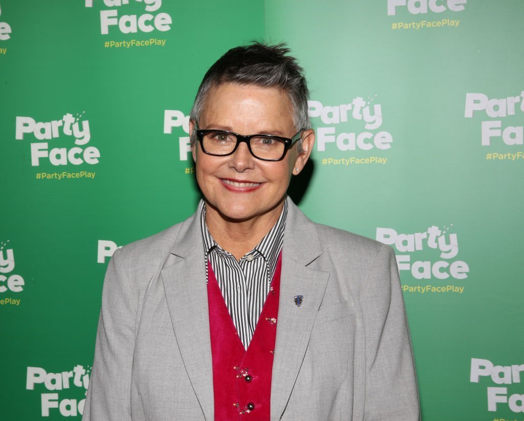 Amanda Bearse at Robert 2 Restaurant in New York City on January 22, 2018 in New York City | Source: Getty Images/Global Images Ukraine