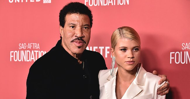 Lionel Richie Pays Tribute to His Daughter Sofia Richie on Her Birthday with Throwback Photos
