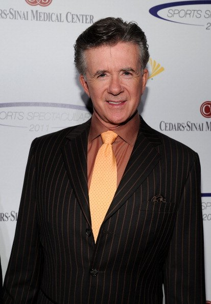 Alan Thicke at Hyatt Regency Century Plaza on May 22, 2011 in Beverly Hills, California. | Photo: Getty Images
