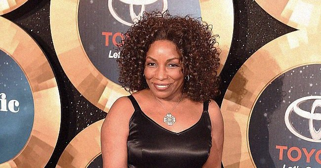 Here's How Stephanie Mills' Special Needs Son Farad Hosted His First Halloween Party