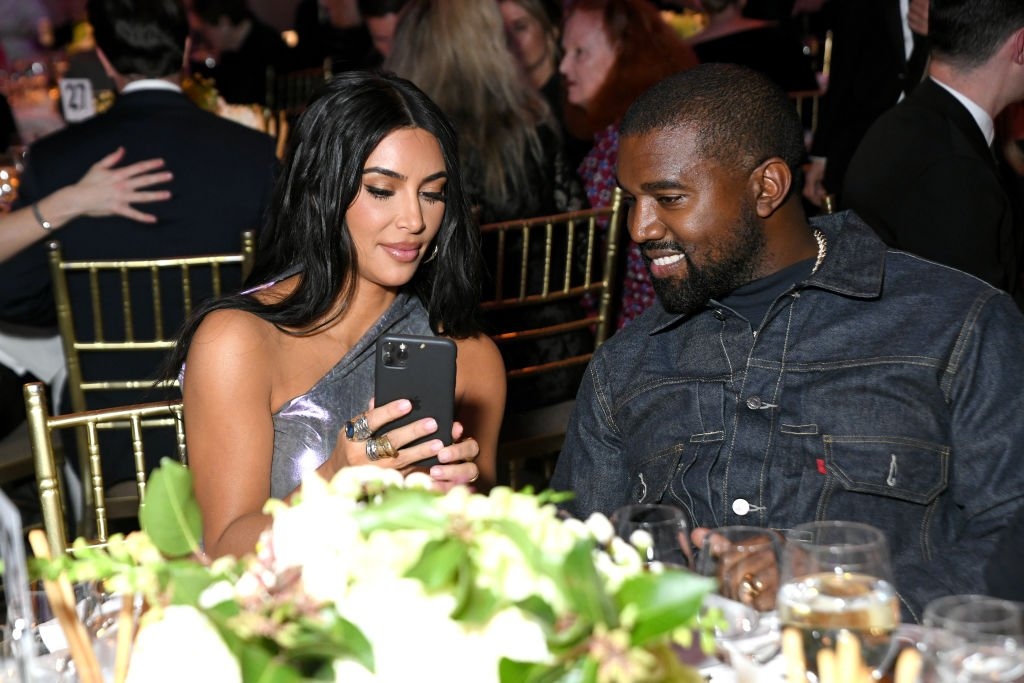Kim Kardashian West and Kanye West attend the FGI 36th Annual Night of Stars Gala, October 2019 | Source: Getty Images