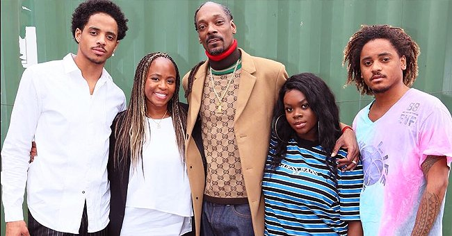 Snoop Dogg's Grown-Up Kids really look like the rapper - Meet Them All