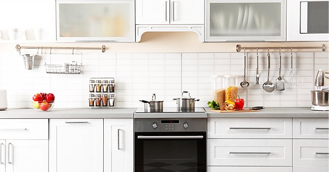 A photo of a kitchen space. | Photo: Shutterstock